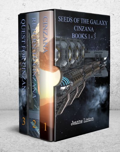 Seeds Of The Galaxy: Box Set: Books 1-3